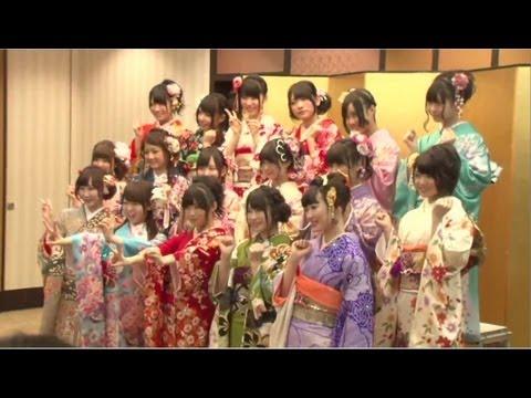 2013年成人式記念撮影会 / AKB48 [公式]