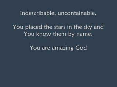 Download Indescribable Chris Tomlin
