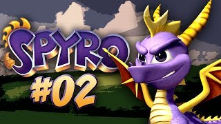"""Collect-a-thon"" — Spyro the Dragon #2"