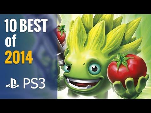 Top 10 Best PS3 Games of 2014