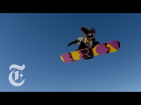 Sochi Olympics 2014 | Snowboarding and Skiing Tricks Revealed | The New York Times