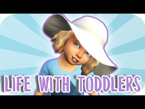 LIFE WITH TODDLERS | THE SIMS 4 | PART 1 - Meet the Robinson's!