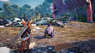 Biomutant - Gamescom 2017 Játékmenet