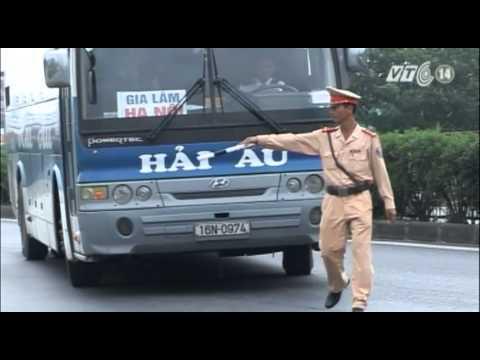 VTC14_Cộng dồn lỗi vi phạm của lái xe để xử lý xe khách vi phạm