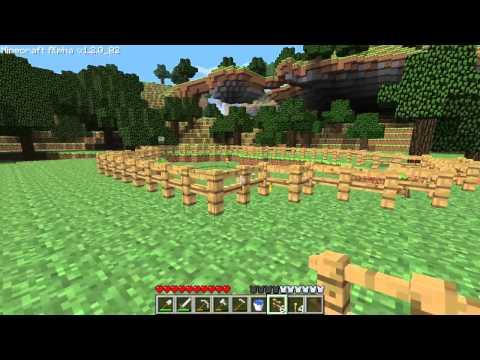 Minecraft Oldschool #7: skkf farmer
