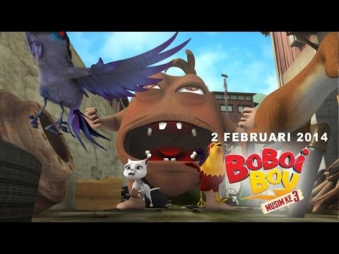Boboiboy Musim 3 Episode 5 [Full]