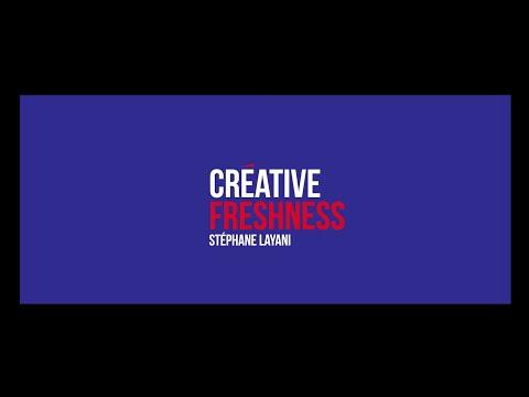 Créative France - Stéphane LAYANI