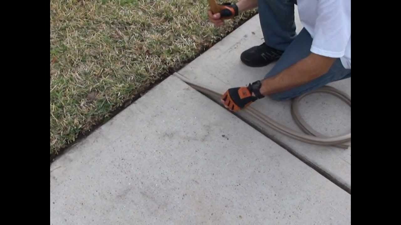 Sidewalk Expansion Joints Are Safe Again By Gaparmour Com