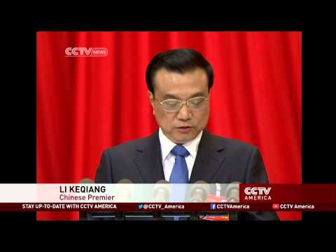 China Set Goals for 2014
