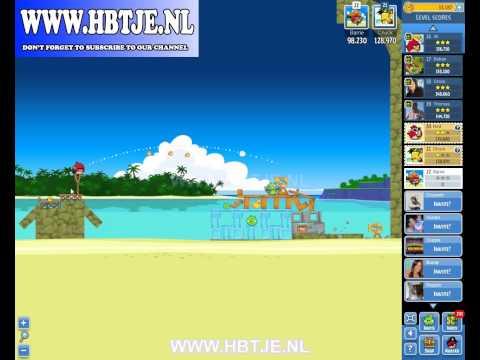 Angry Birds Friends Tournament Level 1 Week 62 (tournament 1) no power-ups