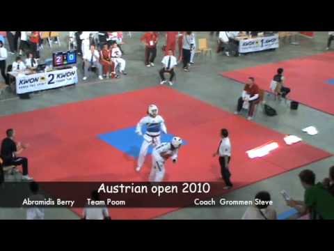 Austrian open 2010 Abramidis Berry Team Poom 1 wed