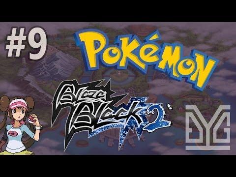 Pokémon Blaze Black 2 Semi-Nuzlocke #9: 65 WTF?!