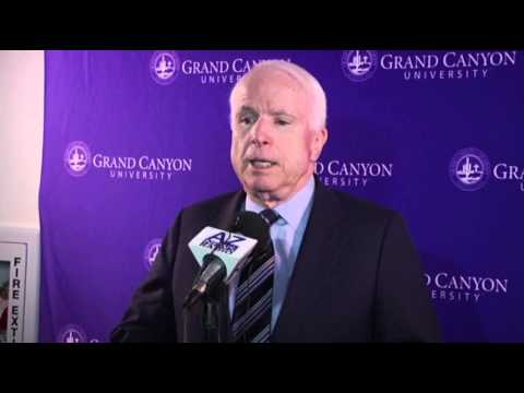 McCain: Sanctions Ready if Ukraine Truce Fails