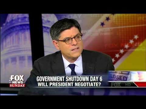 Fox News' Chris Wallace Rips Into Treasury Secretary Jack Lew: