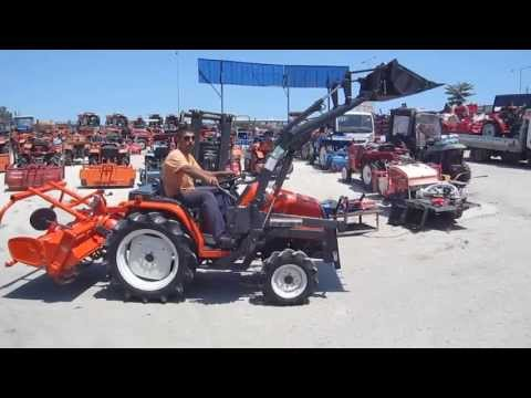 KUBOTA ASTE A19 FL 4X4 4WD www.trakter.com  