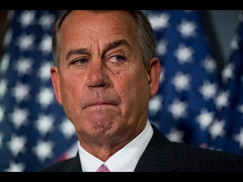 Man Accused of Threatening to Kill Boehner Over Unemployment Extension