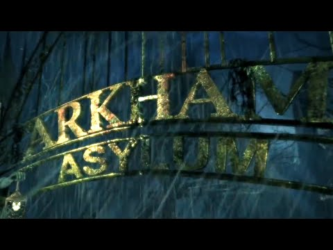 "Batman: Arkham Asylum ""Environment"" Trailer"
