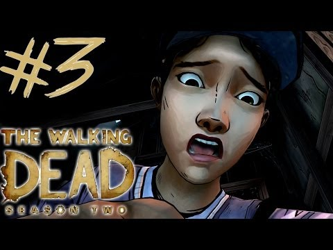 The Walking Dead:Season 2 - Episode 1 | PART 3 - STITCHES AND SNITCHES