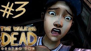 The Walking Dead:Season 2 Episode 1 PART 3 STITCHES