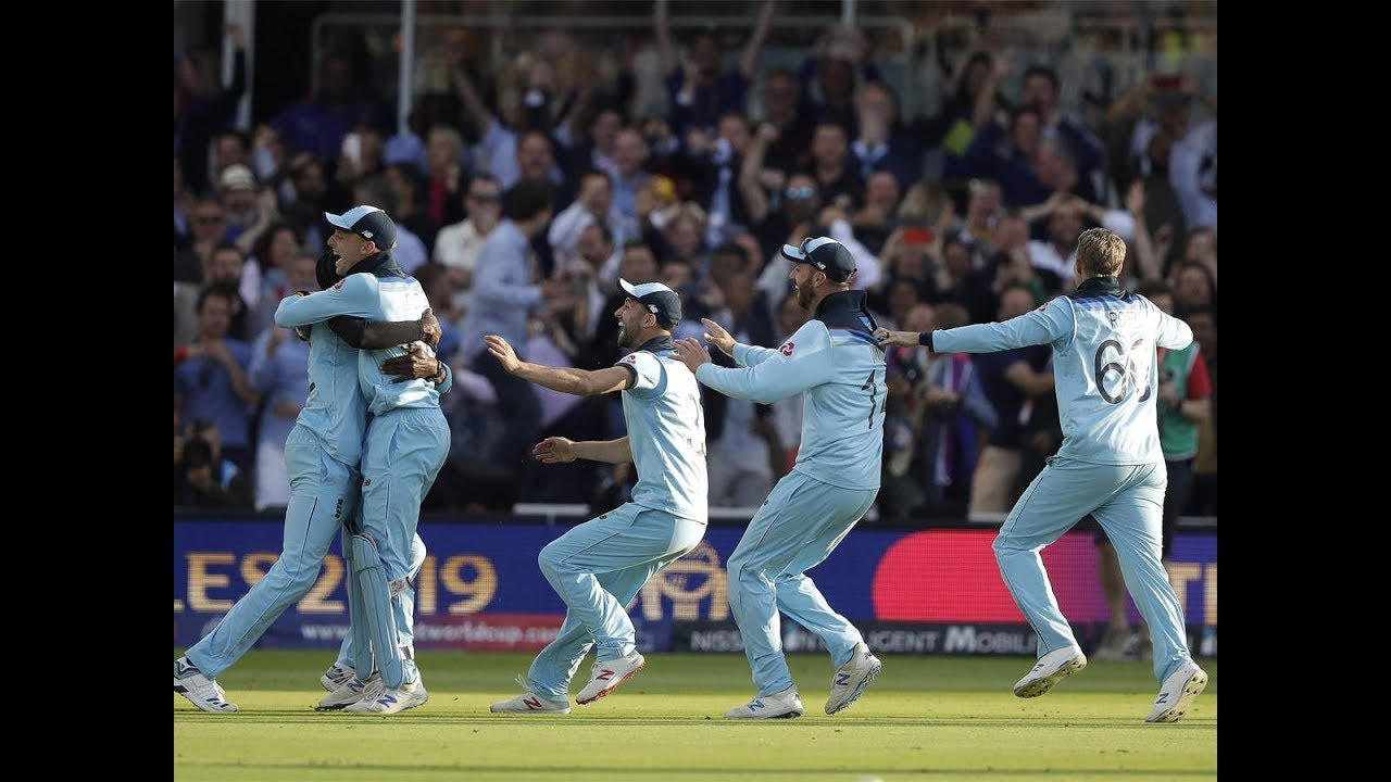 Super Over World Cup 2019 - England vs New Zealand - WC2019 Final