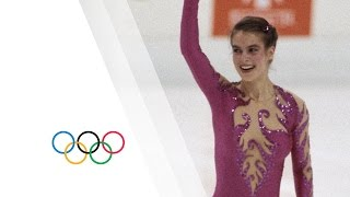 Katarina Witt Wins Gold Sarajevo 1984 Winter Olympics