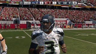 Madden NFL 15 Gameplay Seattle Seahawks Vs San Francisco