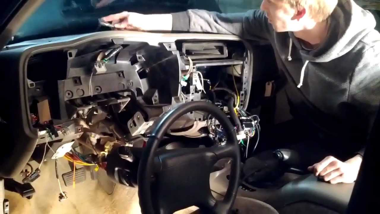 chevy suburban radio wiring diagram 98 gmc jimmy heater core replacement video diary youtube  98 gmc jimmy heater core replacement video diary youtube