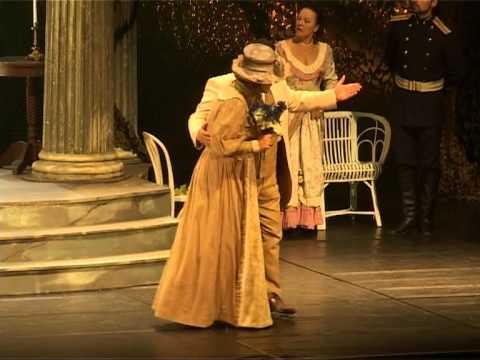 Смотреть видео В Вентспилсе на одной неделе две оперы