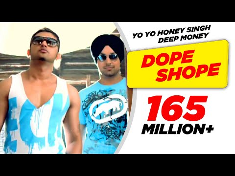 Dope Shope - Yo Yo Honey Singh and Deep Money - Brand New Punjabi Songs HD - International Villager