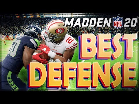 UNBREAKABLE 3-4 ODD DEFENSE FOR MADDEN 20 PLUS BEST ALL AROUND DEFENSE TO USE 🔥
