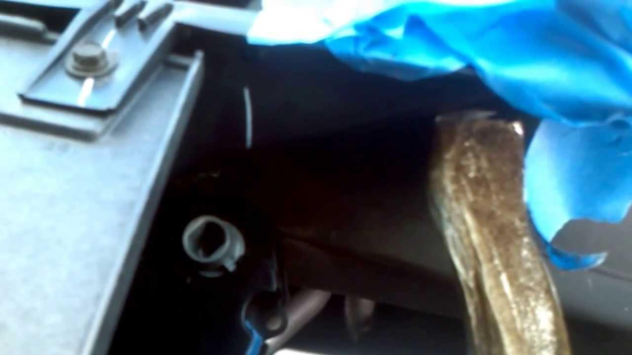 Passenger Blend Door Actuator H2 Symptoms Hot Air Pasenger