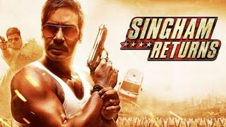 Singham Returns Trailer With English Subtitles Ft. Ajay