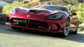Dodge Viper Crash idiot videos