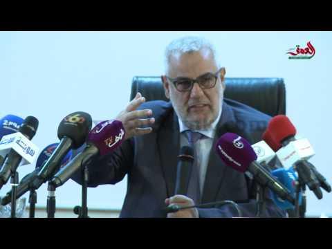 بنكيران: الشوباني مبدل من نهار لول