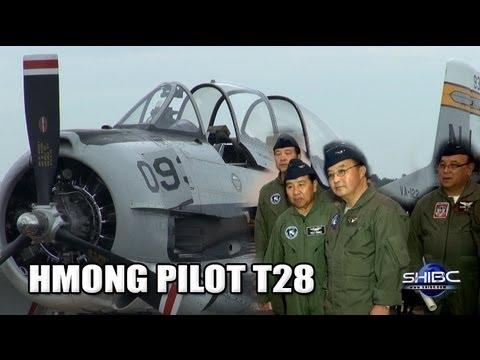 Suab Hmong News:  Hmong Pilots Reunion