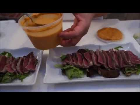 How to Prepare Beef Tataki - Master Sushi Chef Hiroyuki Terada