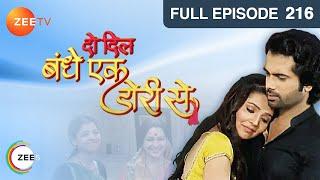Do Dil Bandhe Ek Dori Se Episode 216 June 05, 2014