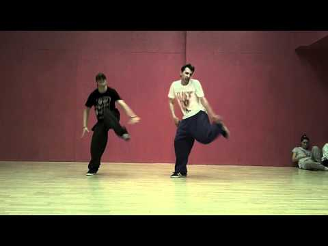 "Andrey Boyko - ""Leftside - Nuh Way"" Ragga Dancehall Choreo"