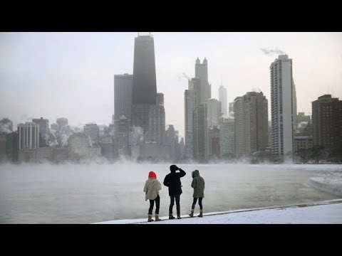 Arctic freeze grips US as severe weather continues