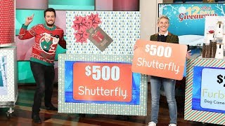 It's Day 15 of 12 Days! Ellen and Luke Bryan Wrap Things Up with a Bang!
