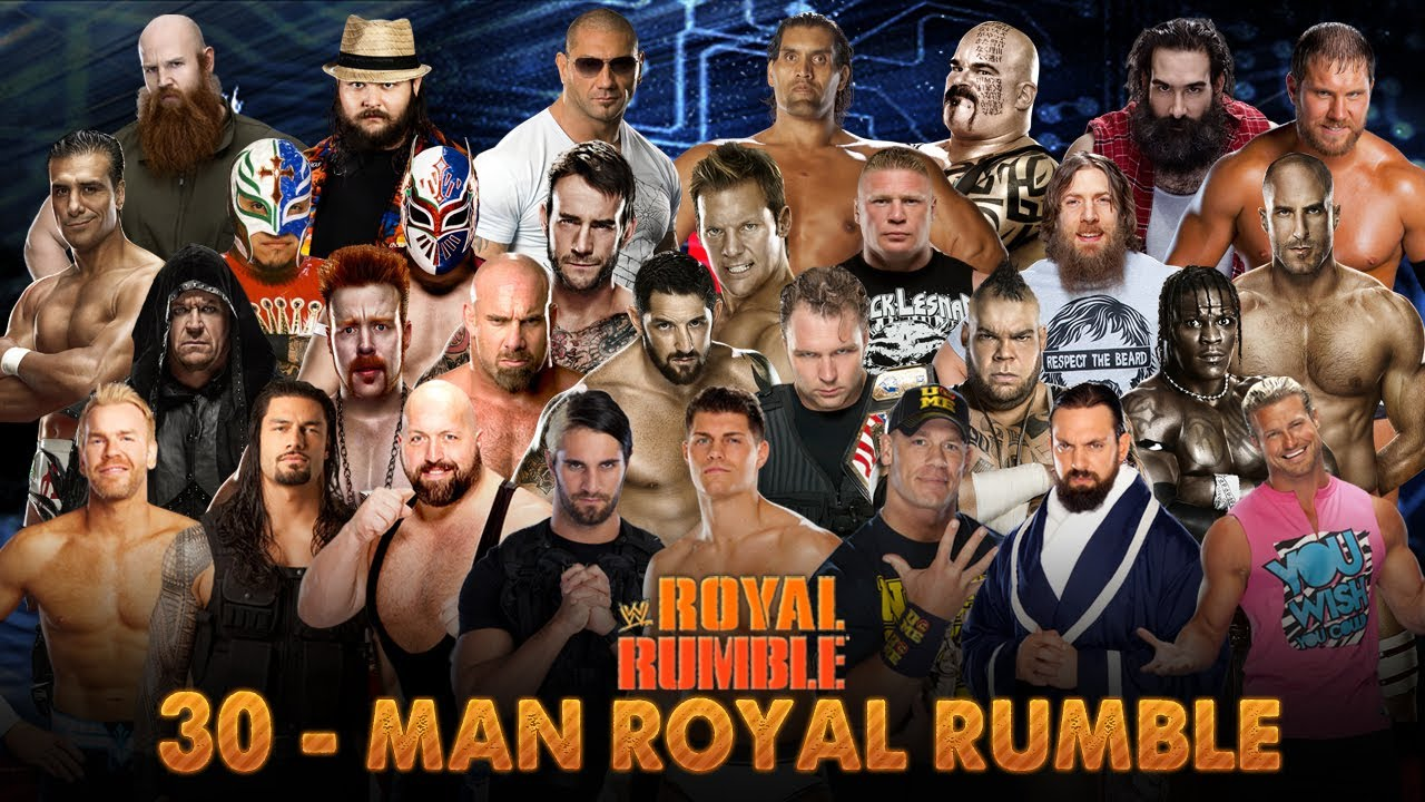 Royal Rumble (2014) - Wikipedia, the free encyclopedia
