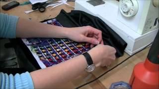 How To Make A Needlepoint Bag