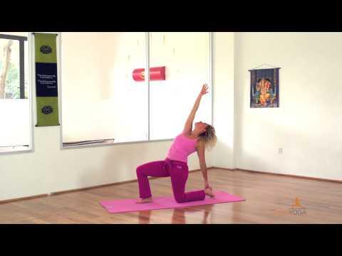 Tonifica el Abdomen con Yoga - ¡Clase Completa!