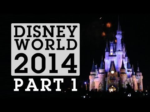 Walt Disney World 2014 - Magic Kingdom (Part 1)