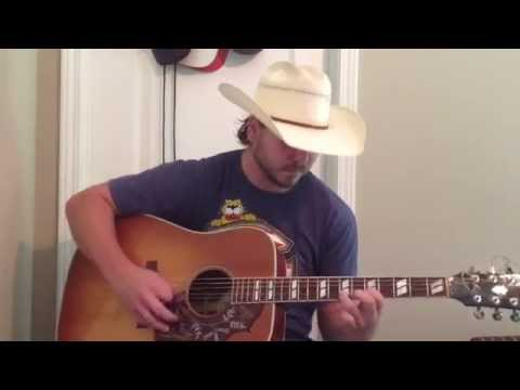 Gary Allan- It Ain't The Whiskey cover by Bradley Williams