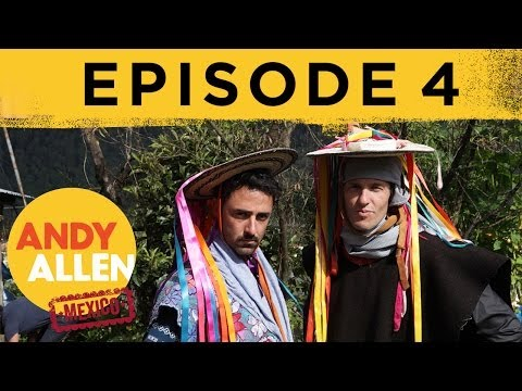 ANDY & BEN GET A MEXICAN MAKEOVER: ANDY & BEN DO MEXICO (Ep 4)