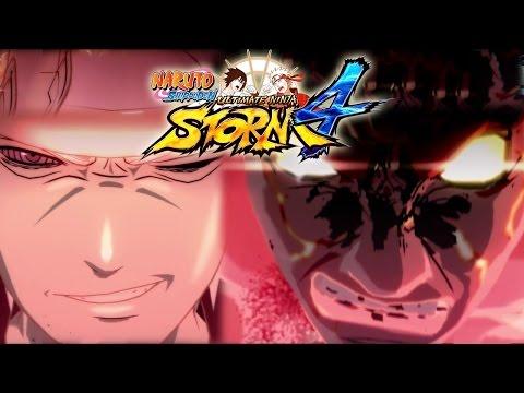 Naruto Shippuden - Ultimate Ninja Storm 4 - Maito Gai - vs Madara - (Español Latino)