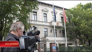Trịnh Xuân Thanh bị đưa tới sứ quán VN ở Berlin trước khi về nước