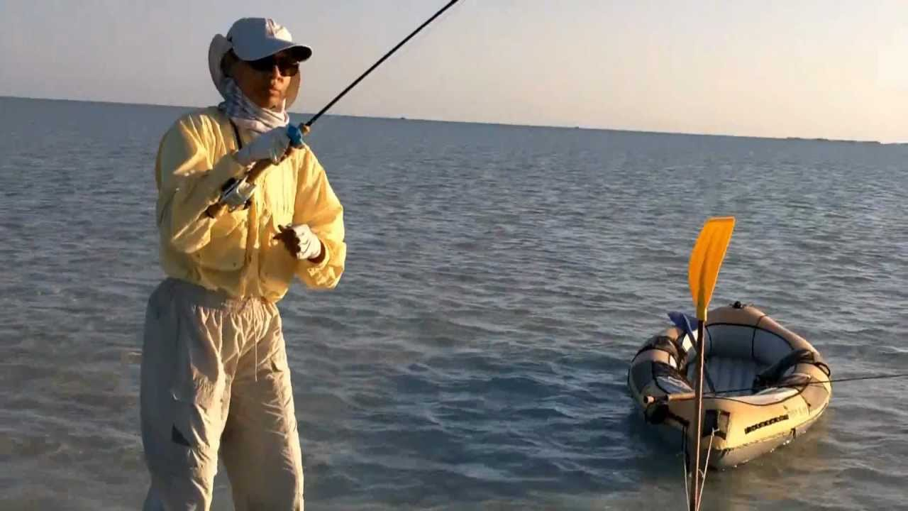 Do it yourself fly fishing in exuma bahamas youtube for Bahamas fishing license