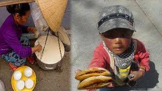 Cho thằng bé ăn xin tội nghiệp 2 cái bánh mì, không ngờ 15 năm sau cậu ta tìm đến tận nhà đòi trả ơn